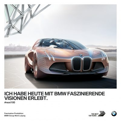 Opiekun w BMW
